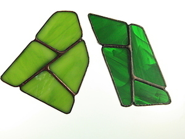 Витражи из стекла в технике Тиффани | Ярмарка Мастеров - ручная работа, handmade