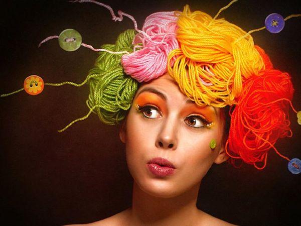 5 интересных упражнений для тех, кому не хватает идей | Ярмарка Мастеров - ручная работа, handmade