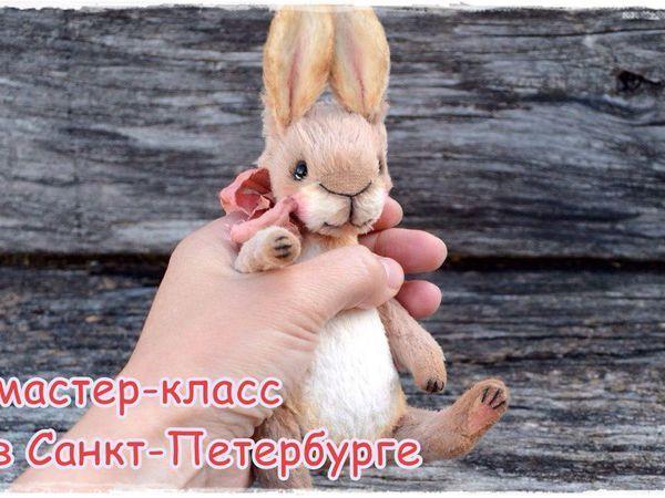 Мастер-класс зайка-тедди   Ярмарка Мастеров - ручная работа, handmade
