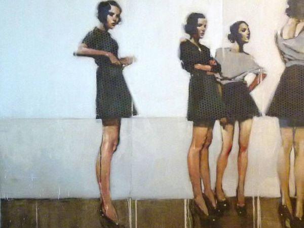 Творчество современного американского художника Michael Carson: «Я рассматриваю живопись как награду» | Ярмарка Мастеров - ручная работа, handmade