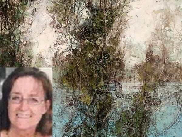 Завораживающий лес Joan Elliott | Ярмарка Мастеров - ручная работа, handmade