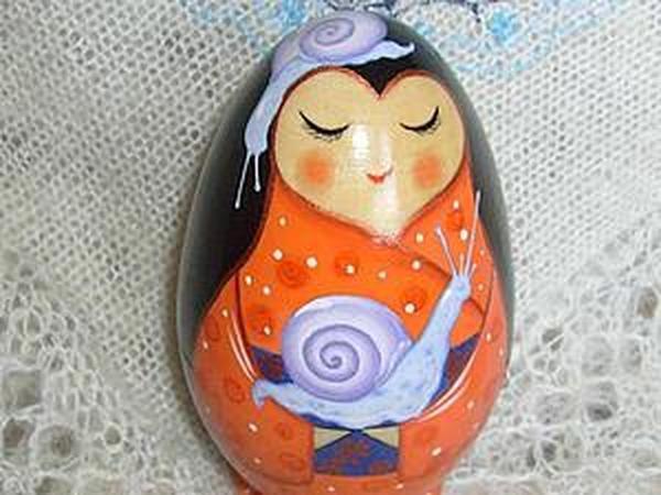 Самые необычные пасхальные яйца со всей планеты | Ярмарка Мастеров - ручная работа, handmade
