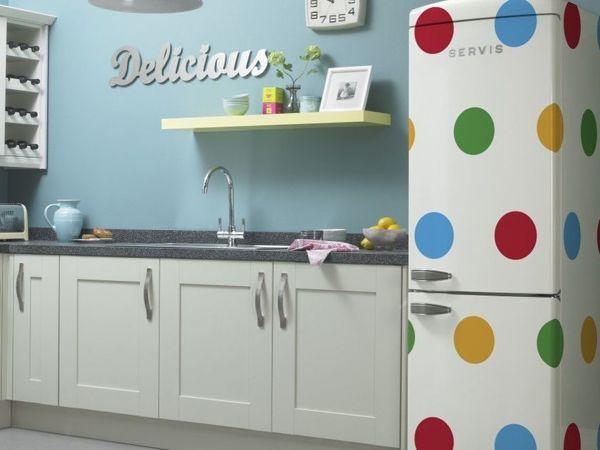 Когда холодильник не белый: подборка необычных цветных холодильников | Ярмарка Мастеров - ручная работа, handmade