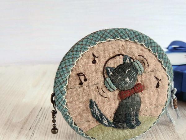 Японский пэчворк – нотки настроения | Ярмарка Мастеров - ручная работа, handmade