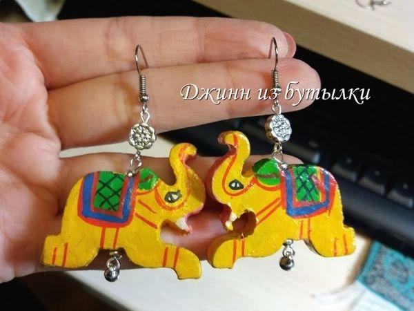 Индийские зверюшки | Ярмарка Мастеров - ручная работа, handmade