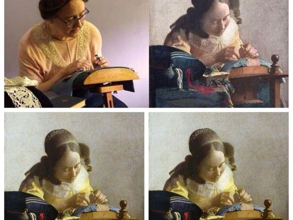 Коклюшечное кружево в современном мире | Ярмарка Мастеров - ручная работа, handmade