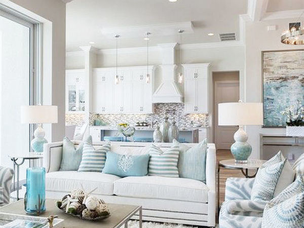 Hamptons Style: 7 Useful Tips How to Create the Relaxing Atmosphere on the Coast | Livemaster - handmade