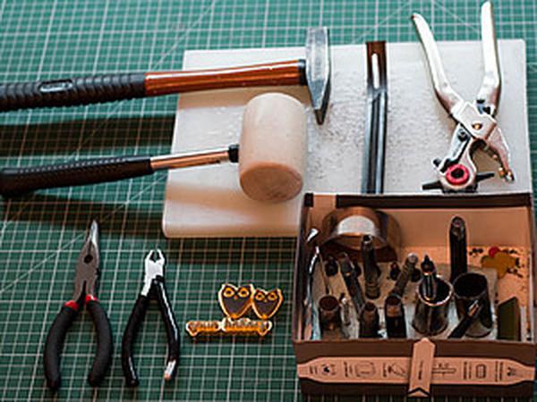 68dcfd522832 Инструменты для работы с натуральной кожей   Ярмарка Мастеров - ручная  работа, handmade