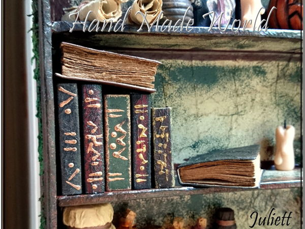 How to Make Mini-Books from Cardboard | Livemaster - handmade
