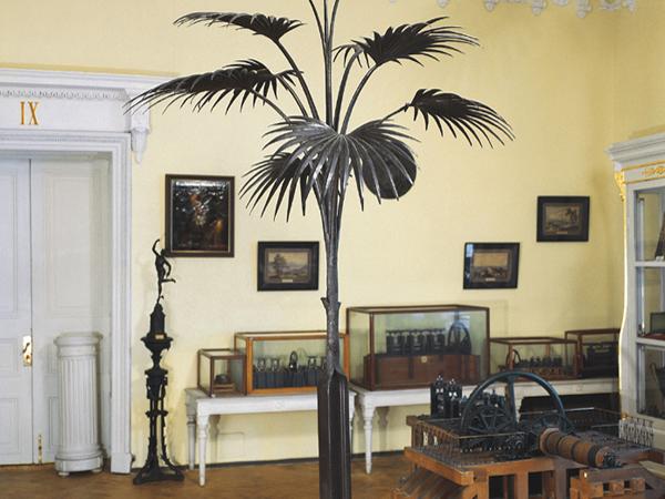 Кузнечный пиар 1895 года — кованая из цельного рельса  пальма   Ярмарка Мастеров - ручная работа, handmade