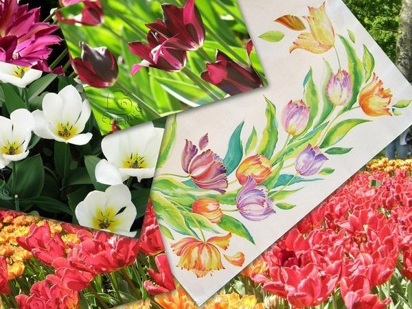Фестиваль тюльпанов В Санкт-Петербурге-15.05.2016   Ярмарка Мастеров - ручная работа, handmade