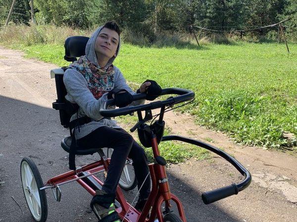 Мечты сбываются! Мы смогли купить велосипед Виктору! | Ярмарка Мастеров - ручная работа, handmade