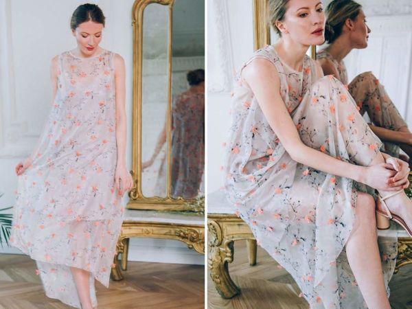 Дизайнерские платья | Ярмарка Мастеров - ручная работа, handmade