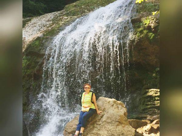 Поход на водопады Руфабго   Ярмарка Мастеров - ручная работа, handmade