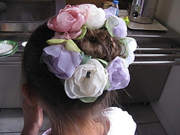 Цветы как украшение испокон веков | Ярмарка Мастеров - ручная работа, handmade