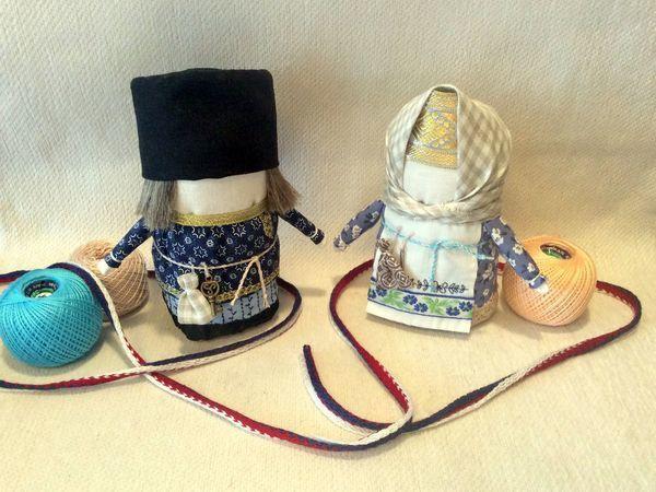 Мастерим знатную парочку Богатея и Зернушку   Ярмарка Мастеров - ручная работа, handmade