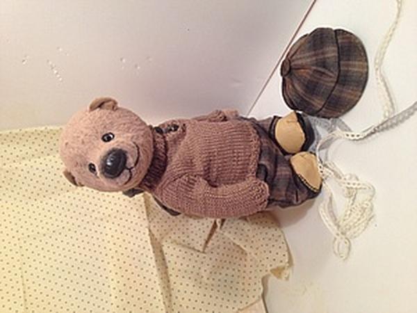 Аукцион на трех медведей | Ярмарка Мастеров - ручная работа, handmade