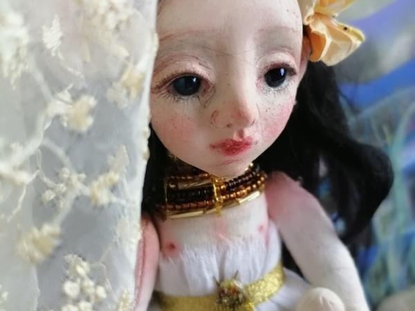 Сесен, маленькая египетская царевна | Ярмарка Мастеров - ручная работа, handmade