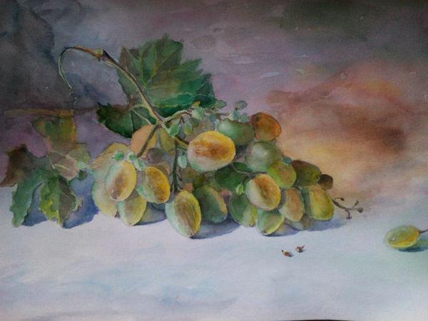 Аукцион на картину акварелью . | Ярмарка Мастеров - ручная работа, handmade
