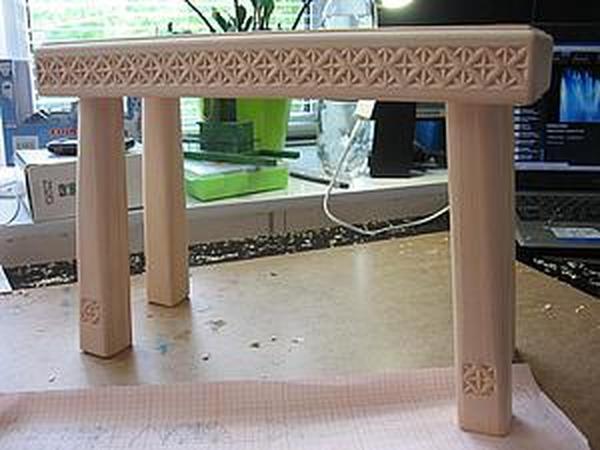 Изготовление деревянной лавочки без гвоздей и клея | Ярмарка Мастеров - ручная работа, handmade