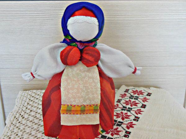 Мастерим народную куклу Берегиню | Ярмарка Мастеров - ручная работа, handmade