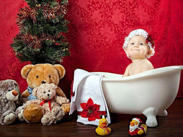 Новогоднее настроение везде уместно   Ярмарка Мастеров - ручная работа, handmade