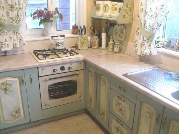 Кухня Прованс своими руками | Ярмарка Мастеров - ручная работа, handmade