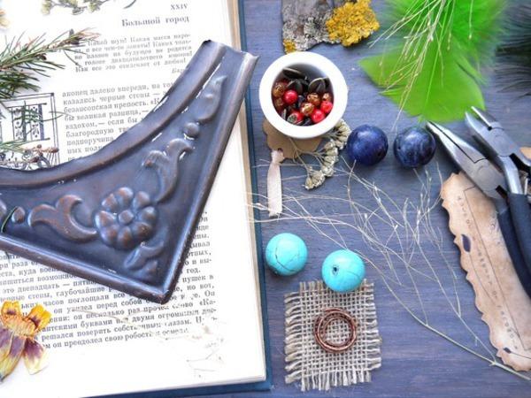 Лето живет в творческой мастерской... | Ярмарка Мастеров - ручная работа, handmade