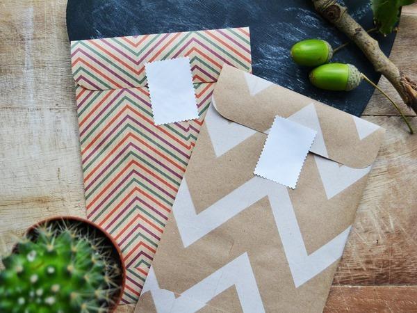 Появились конвертики упаковка-хранение | Ярмарка Мастеров - ручная работа, handmade