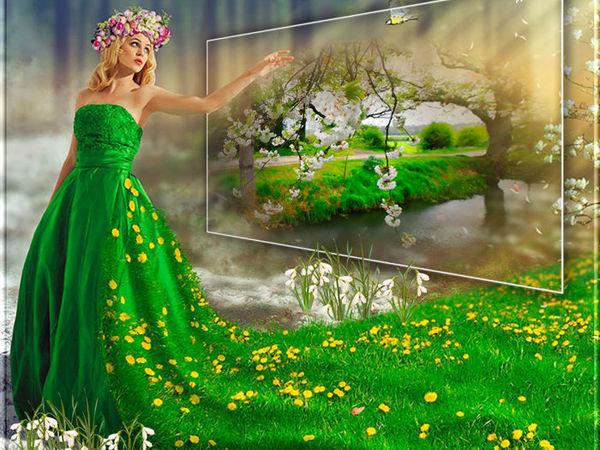 Аукцион  «Весна идёт — весне дорогу!» | Ярмарка Мастеров - ручная работа, handmade