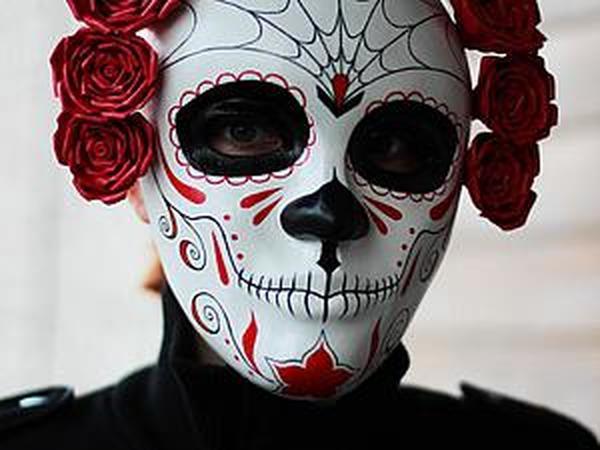 Делаем маску при помощи молда | Ярмарка Мастеров - ручная работа, handmade