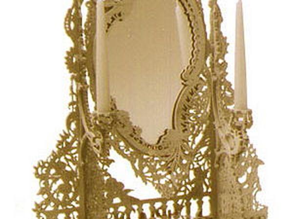 Настольное зеркало в Итальянском стиле. | Ярмарка Мастеров - ручная работа, handmade