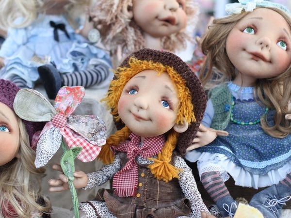 Международной выставка авторских кукол и мишек «Панна DOLL'я» в Минске. Часть 1.   Ярмарка Мастеров - ручная работа, handmade