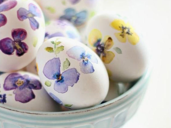 30 Easter Ideas for Home Decor and Table Setting | Livemaster - handmade