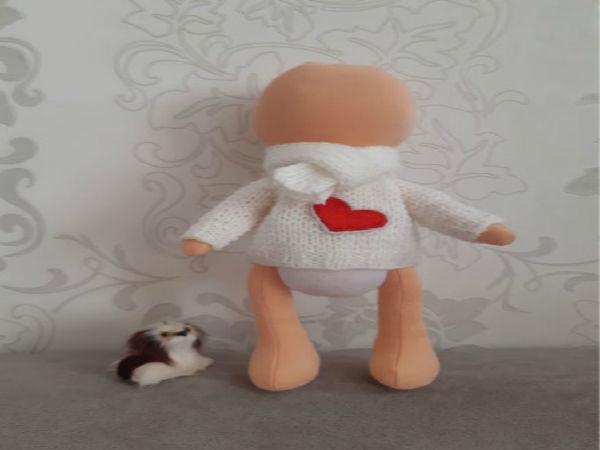 Новая куколка   Ярмарка Мастеров - ручная работа, handmade