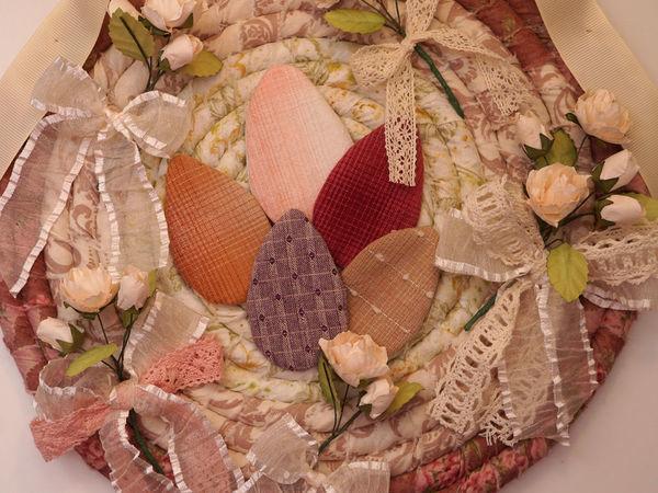 Создаем своими руками уникальное пасхальное украшение «Гнездо» | Ярмарка Мастеров - ручная работа, handmade