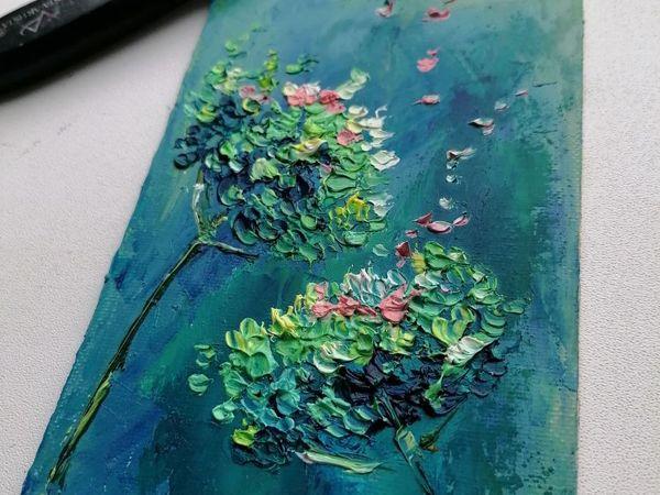 Приятный бонус при покупке картины   Ярмарка Мастеров - ручная работа, handmade