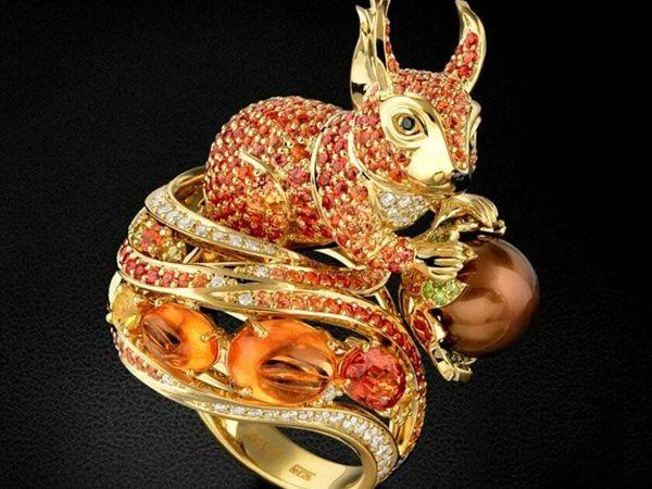 Драгоценный зоопарк: тема животных в ювелирном искусстве | Ярмарка Мастеров - ручная работа, handmade