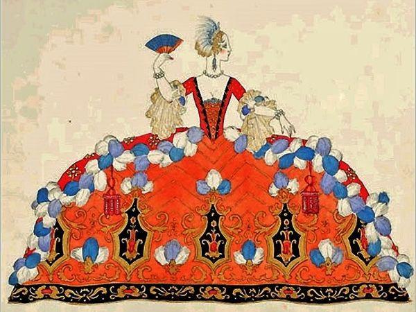 Коллекция «Русских сезонов» в Национальной галерее Канберры (Австралия) | Ярмарка Мастеров - ручная работа, handmade