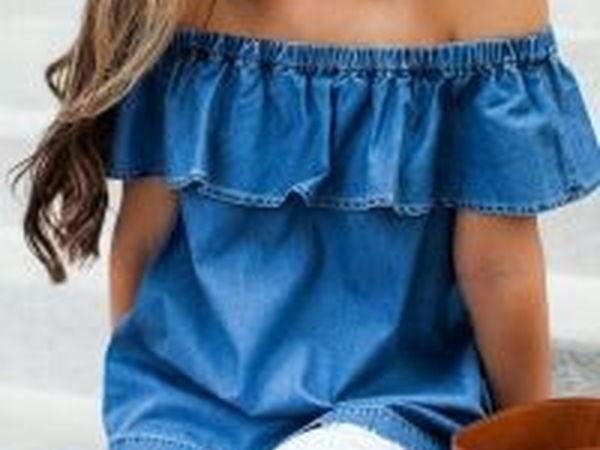 Модная летняя блузка за 4 часа | Ярмарка Мастеров - ручная работа, handmade