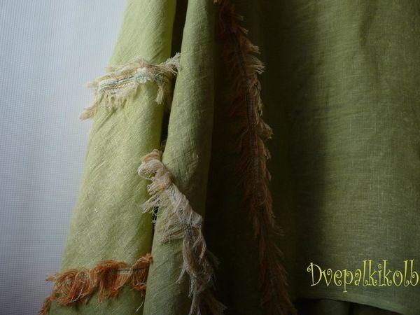 Как сделать бахрому из ткани | Ярмарка Мастеров - ручная работа, handmade