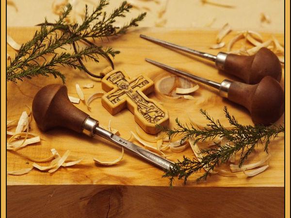 Почему кипарис — лучший материал для нательного креста? | Ярмарка Мастеров - ручная работа, handmade