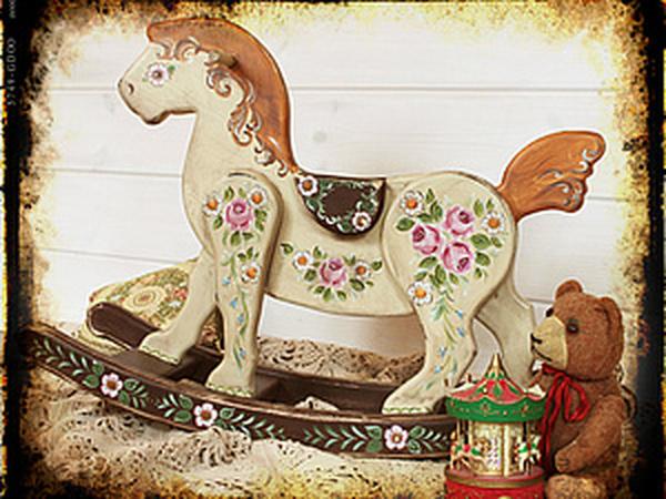 История одной игрушки или почему их любят дети   Ярмарка Мастеров - ручная работа, handmade