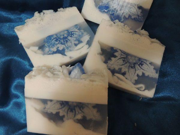 Homemade Winter Fairy Tale: Soap Making DIY | Livemaster - handmade