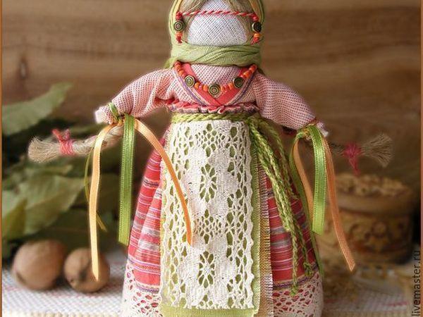 Народная кукла. Почему у куклы нет лица?   Ярмарка Мастеров - ручная работа, handmade