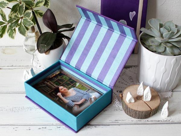 Фотобоксы или коробочки для фотографий   Ярмарка Мастеров - ручная работа, handmade