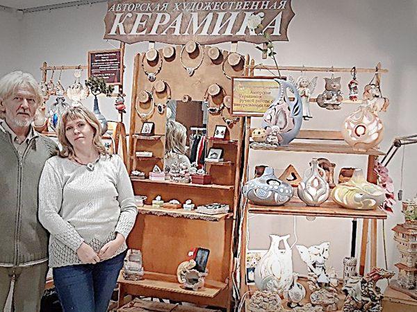 Художественная керамика-любимое ремесло | Ярмарка Мастеров - ручная работа, handmade