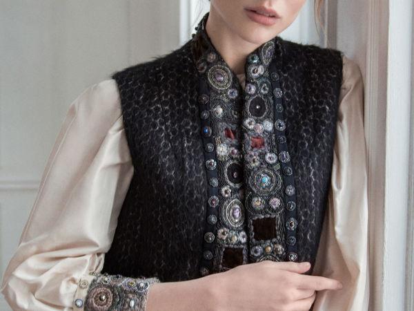 Новая коллекция российского бренда Levadnaja Details | Ярмарка Мастеров - ручная работа, handmade