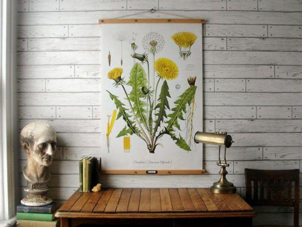Как декорировать интерьер в ботаническом стиле   Ярмарка Мастеров - ручная работа, handmade