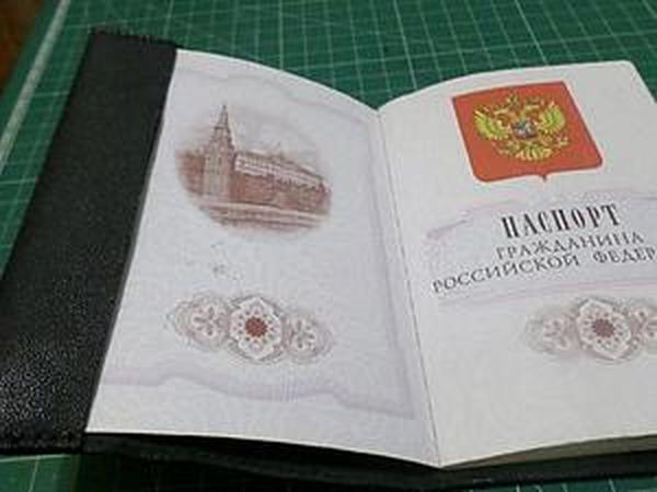 Как сшить обложку для документов из старого кожаного плаща | Ярмарка Мастеров - ручная работа, handmade